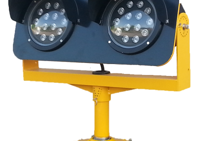 LETG – ELEVATED LED RUNWAY GUARD LIGHT