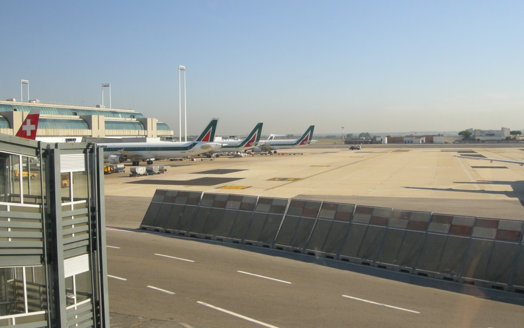 Rome FCO Airport Re-opens Runway 3 with OCEM LED Lights