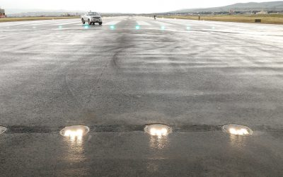 OCEM Airfield secures its place as Georgia's main airfield lighting and control provider