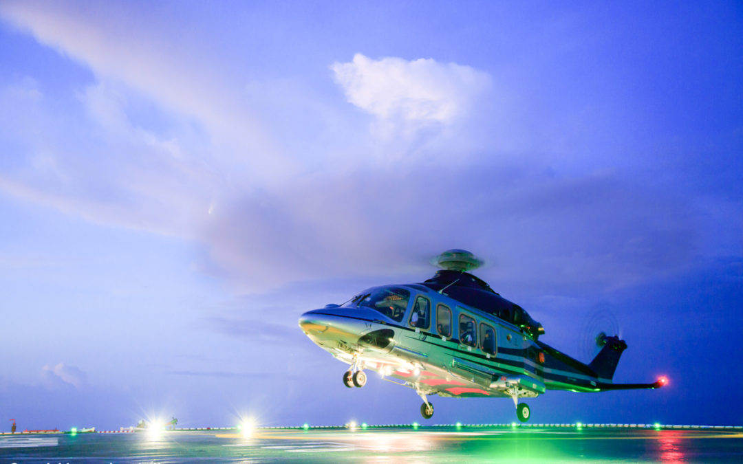OCEM emerges as key partner in heliport market in 2016