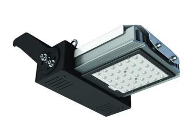 TITAN 160 – Luces externas para Apron