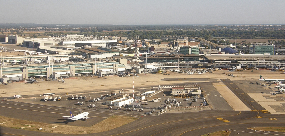 Aeroporto Fiumicino Roma