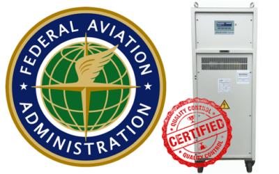 OCEM Airfield Technology CCR receives FAA certification