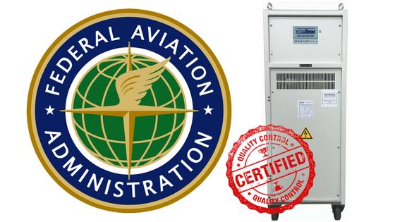 CCRs DIAM4100 FAA certified