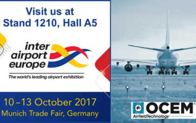 Let's meet at Inter Airport Europe 2017 to celebrate 100 years of aviation lighting experience!