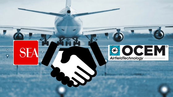 OCEM Airfield Technology embarks on three-year collaboration with Milan-area airport manager SEA