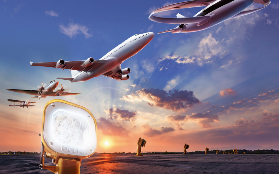 LED FLASHING SYSTEM – OCEM's Latest Solution for your Airport