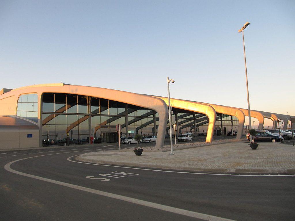 Airport Leon Spain