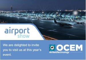 OCEM @Airport show 2018