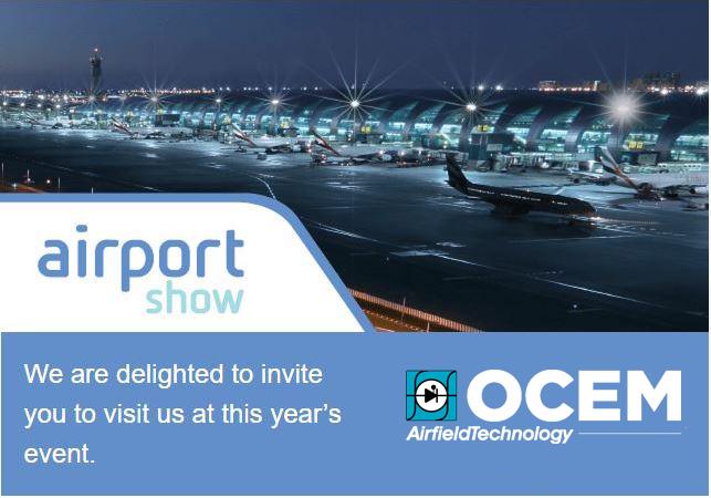 OCEM @ Airport show