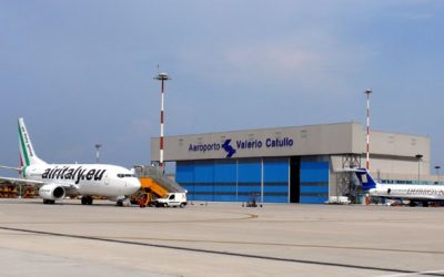 Verona puts its trust in LED with OCEM Airfield Technology