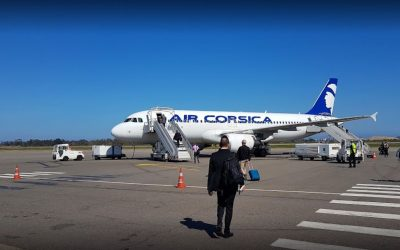 OCEM Airfield Technology to equip Bastia Airport with LED apron lighting
