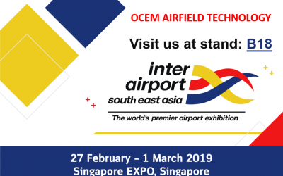 Vist Us at the Singapore Edition of the World's Leading Airport Equipment and Technology Exhibition!